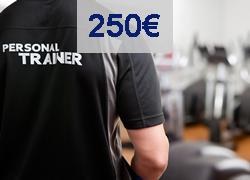Personal Trainer de Artes Marciales y Fitness